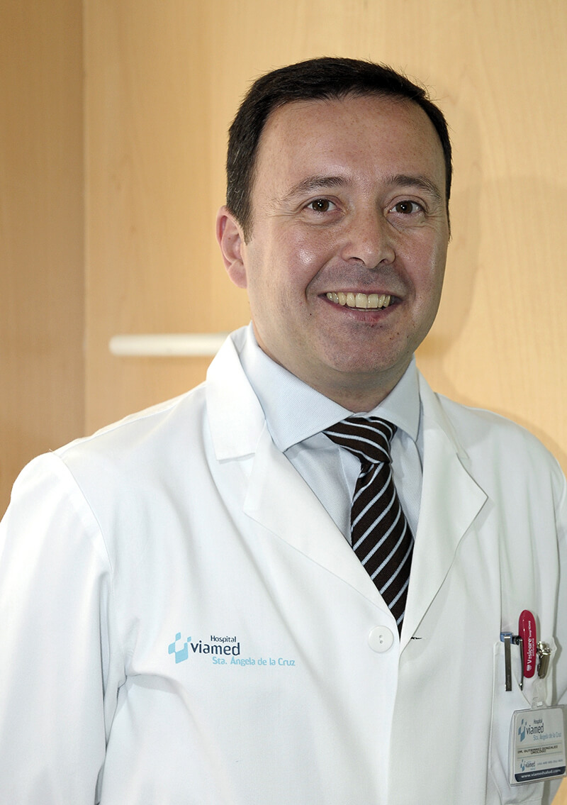 Dr. José María Arribas Rodríguez